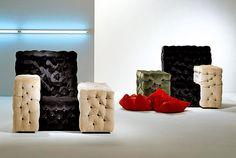 Мастерская мягкой мебели Emilio Peretti