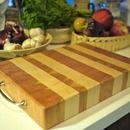 Making an end-grain cutting board - I made it at Techshop