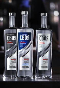 All About Vodka Brands Russian Vodka, Vodka Recipes, Vodka Bottle, Branding, Drinks, Night, Drinking, Brand Management, Beverages