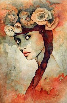 Watercolor - Maria Szypluk: