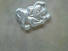 Dalamation Puppy Wilton Character Pan