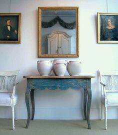 "another2bohemians: ""(via Gustavian Swedish Style 