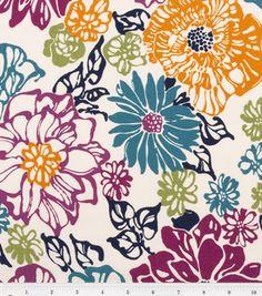 Keepsake Calico Fabric Allover Contemporary Floral