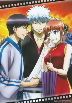 oh my god this brings me the feels back. I truly don't want Gintama to end yet - Gintama
