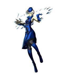 Elizabeth- Persona 3/Persona 4 Arena