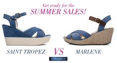 Saint Tropez VS Marlene