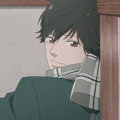 Futaba Yoshioka, Mabuchi Kou, Tanaka Kou, Ao Haru, Sky Anime, Blue Springs Ride, Pretty Korean Girls, 2d Character, Cute Anime Guys