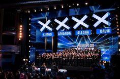 Ysgol Glanaethwy choir stun Simon Cowell as Britain's Got Talent 2015 gets . Britain S Got Talent 2015 Show Maker, Britain's Got Talent, Simon Cowell, Semi Final, Choir, Finals, Battle, Welsh, Mirror