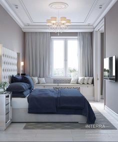 Warm Bedroom Ideas 7786141609 Simply imaginative arrangements for a pleasant cozy bedroom decorating ideas inspiration Fab Bedroom decor pinned on this super day 20181225 Blue Bedroom Decor, Warm Bedroom, Home Bedroom, Modern Bedroom, Master Bedroom, Bedroom Ideas, Guest Bedrooms, Minimalist Bedroom, Luxurious Bedrooms