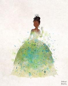 Tiana She is my personal favourite Princessbecause she is independent and has sasswhich not all Disney princesses have.