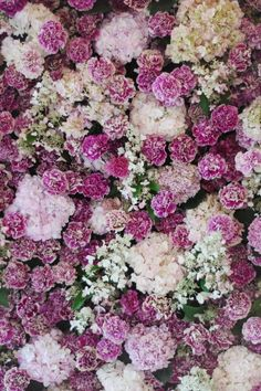 The Hottest 2015 Wedding Trend: 22 Flower Wall Backdrops | Weddingomania