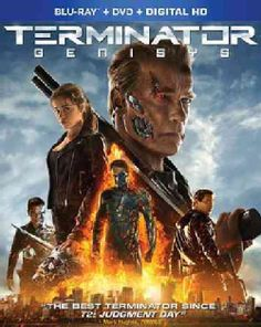 Terminator Genisys Now on  DVD! Check it out! http://www.overstock.com/10453279/product.html?CID=245307 enjoy the movie! Only $7.99!