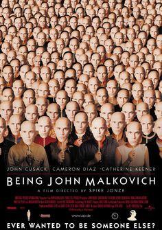 존말코비치되기 (1999, John Malkovich)