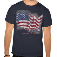 American Flag and US Country Outline Tee Shirts    •    Marianne from Norway, Thank you for your purchase!