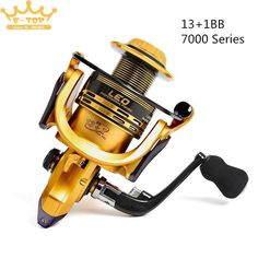 Cheap gear ratio, Buy Quality fishing reel directly from China reel series Suppliers: Trolling Long Shot Casting Big Sea Spinning Fishing Reel 7000 Series High Speed Gear Ratio Fishing Tent, Sea Fishing, Carp Fishing, Fishing Reels, Saltwater Reels, Telescopic Fishing Rod, Big Sea, Fishing Vessel, Baby Born