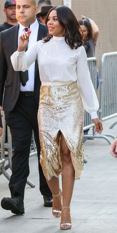 Look of the Day - Regina Hall from InStyle.com
