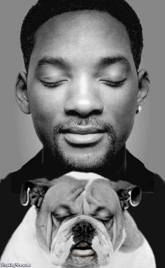 & this is a story.& Will Smith - The Fresh Prince of Bel-Air is an American television sitcom that originally aired on NBC from September to May Will Smith, Jaden Smith, Famous Dogs, Famous Faces, Famous People, The Smiths, Celebrity Dogs, By Any Means Necessary, Jada Pinkett Smith