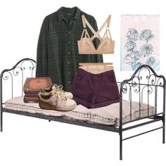 teen daze by paper-freckles on Polyvore featuring Madewell, Lonely and NIKE