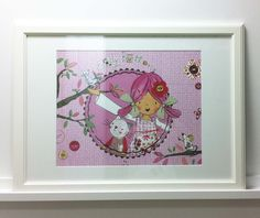 Art Competitions, Button, Frame, Decor, Picture Frame, Decoration, Decorating, Frames, Buttons