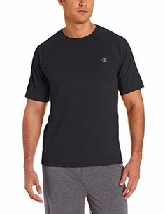 Champion Mens Powertrain Performance T-Shirt  http://mobwizard.com/product/champion-mens-powertb00hax4zx8/