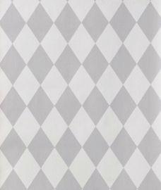 TAPETTI: Harlequin - grey (Ferm Living)