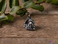 Buy Now METEORITE Pendant - Genuine Space Rock Meteor Jewelry... Raw Stone Jewelry, Rock Jewelry, Space Jewelry, Chains For Sale, Crystal Pendant, Artisan Jewelry, Crystal Healing, Gifts For Mom, Crystals