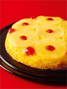 Nigella's Pineapple Upside Down Cake, can be made by a 6 year old with minimal adult intervention!  Very quick to make and bake.