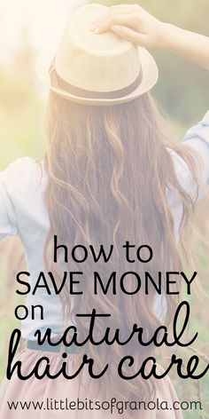 No need to spend an arm and a leg buying natural hair care products. These tips for saving money on natural hair care are perfect!