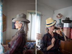Cathy Cooper - closet visit