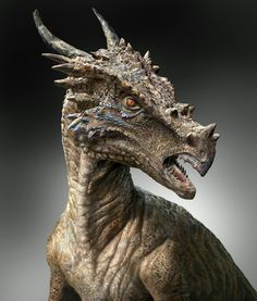 Dracorex, Daren Horley on ArtStation at http://www.artstation.com/artwork/dracorex