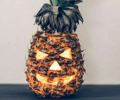 Pineapplantern..lol. I made that up.the name..not the idea.