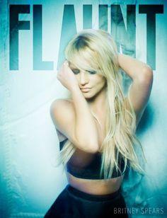 Britney Spears graces the 2016 issue of 'FLAUNT', https://www.magazinecafestore.com/flaunt-magazine.html