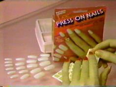"Lee Press On Nails - ""Press On""!!!"