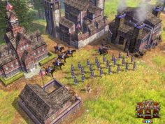 New US buildings image - Napoleonic Era mod for Age of Empires III: The Asian Dynasties Building Images, Age Of Empires, New Uses, Clash Of Clans, Buildings
