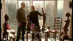 """Arte tribal: Documental de la BBC Extractos de los """"tesoros ocultos de África"""" producción de la BBC Griff Rhys Jones traza el origen de una pareja escultura dogón. http://www.tribalrelics.co.uk/"""