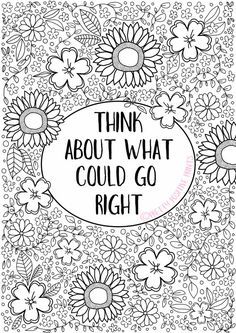 A detailed and cheerful digitally hand drawn print, designed to remind you to think positively. This print is intended for you to download instantly, print and then colour in (or leave black and white if you prefer) and display in a place where you will see it often, to motivate you to form positive thoughts and bring you good energy.  We have designed this print in black and white to give you an opportunity to set aside some time for yourself, think about the message, get creative and have…