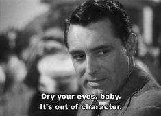 Notorious (1946) | Lovely Quotes ️ | Pinterest