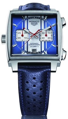 TAG Heuer - Monaco Steve McQueen Calibre 11 Quality watches from around the wold at fantastic prices