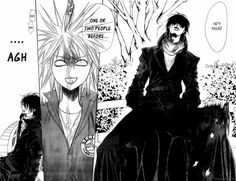 Skip Beat 152 - Page 22- what an awesome president