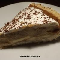 BANOFFEE (BANANA TOFFEE) PIE- Vegan, Gluten-Free, Refined Sugar-Free & Oil-Free   Sift, Stir & Savour