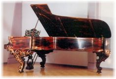 What I wouldn't give to tear it up on this beautiful instrument! Find local music schools at [EducatorHub.com]