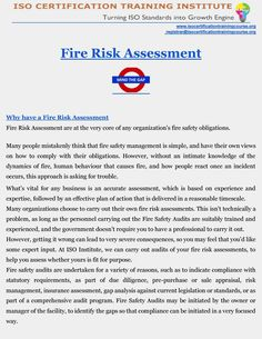 fire risk assessment template pictures to pin on pinterest.html