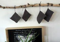 Knitting - Swatch et points #1 sur mon blog
