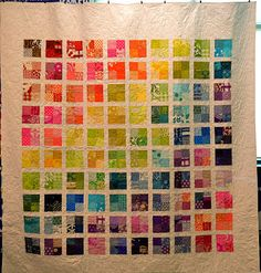 Austin Modern Quilt Guild------ I love this one! So beautiful!