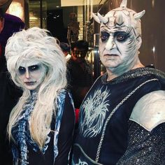Check our website for more Halloween costumes, matching costumes, Halloween outfit ideas and inspo. Pic by Matching Halloween Costumes, Bodysuit Costume, Adult Halloween, Halloween Outfits, Best Couples Costumes, Adult Costumes, Costumes For Women, Game Of Thrones Costumes