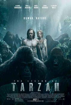 @by silver surfer A Lenda de Tarzan (The Legend of Tarzan) 2016