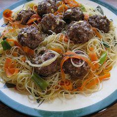 Asian Meatball