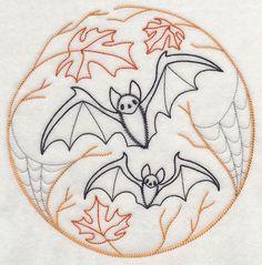 Boo-tiful Bats (Vintage)