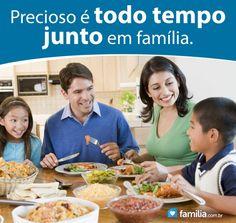 Como iniciar uma tradição de jantar em família