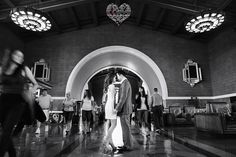 downtown los angeles engagement union Station -repinned from LA County officiant https://OfficiantGuy.com